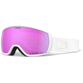Giro Facet Masque, white alps/vivid pink